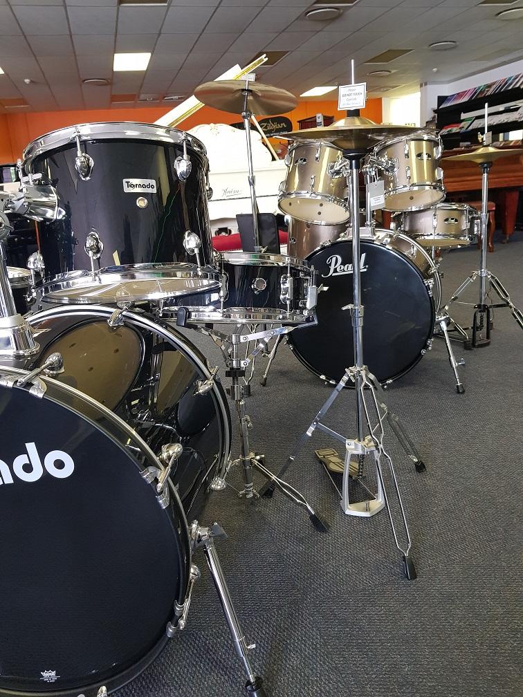 Drum sets Image